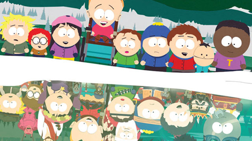 THE SOUTH PARK:THE HITS~「マッ...